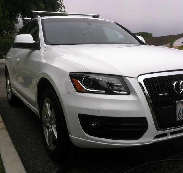 Detailing Ventura Car Wash Services - Audi car wash